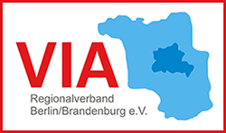Träger ist VIA Berlin-Brandenburg